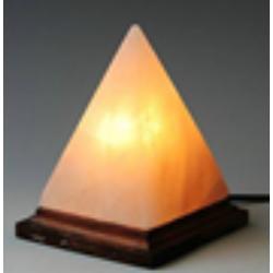 Himalájai sókristály lámpa – piramis