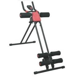 Turbo trainer hasizom gép