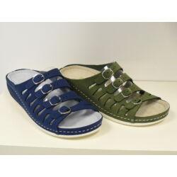Biokomfort női papucs 4 csattal