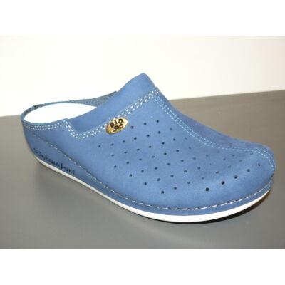 Biokomfort női klumpa kék