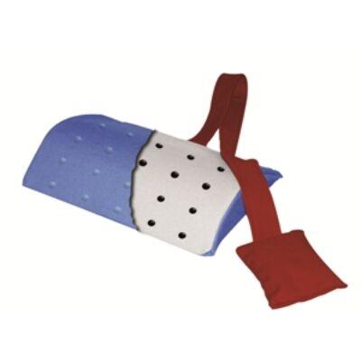Mágneses gyógy-háttámasz alvital