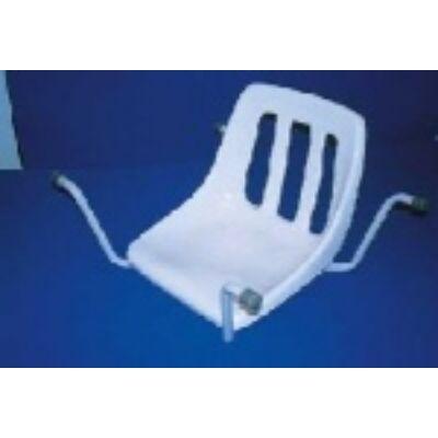 Fürdőkád ülőke fix