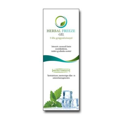 Herbal Freeze gél
