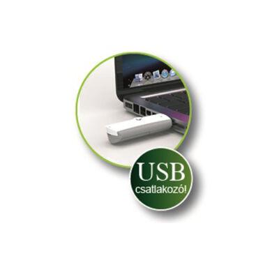 Ultrahangos illóolaj párologtató USB