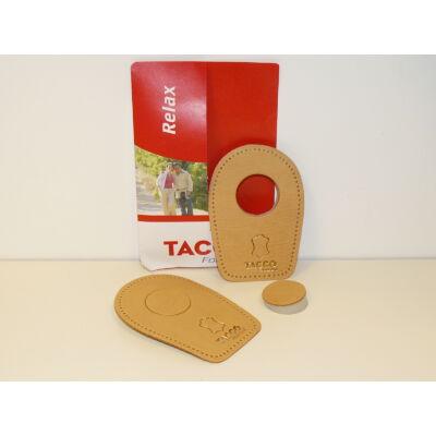 Tacco relax lyukasztott sarokék